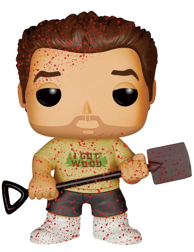 Photo du produit FIGURINE FUNKO POP! SHAUN OF THE DEAD ED BLOODY VARIANT