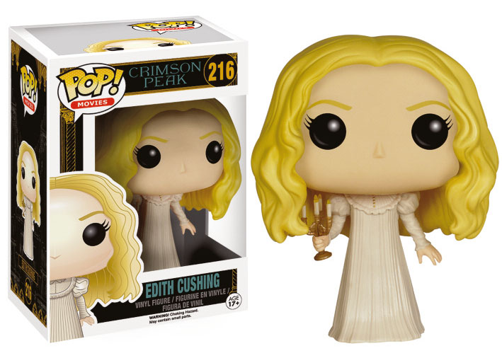 Photo du produit CRIMSON PEAK FIGURINE POP! MOVIES VINYL EDITH CUSHING