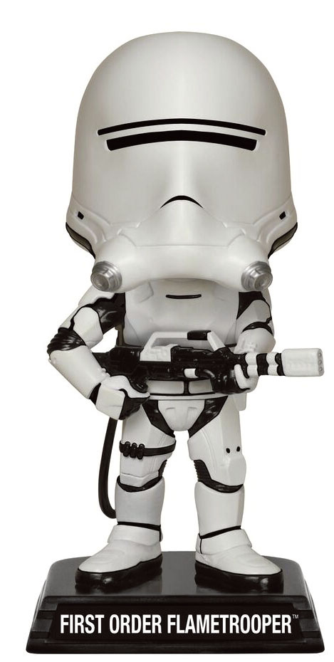 Photo du produit STAR WARS EPISODE VII FIRST ORDER FLAMETROOPER