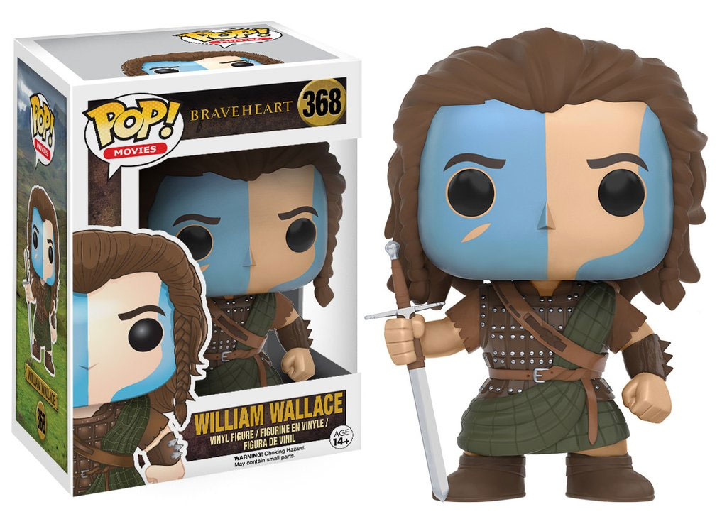 Photo du produit BRAVEHEART FUNKO POP WILLIAM WALLACE