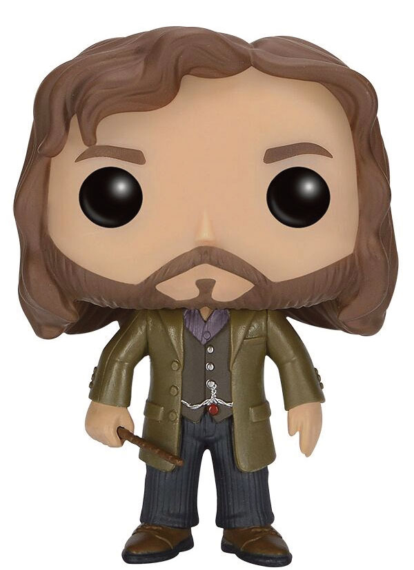 Photo du produit HARRY POTTER POP! MOVIES VINYL FIGURINE SIRIUS BLACK