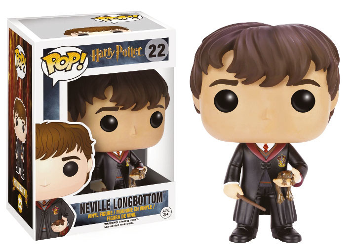 Photo du produit HARRY POTTER FUNKO POP! NEVILLE LONGBOTTOM