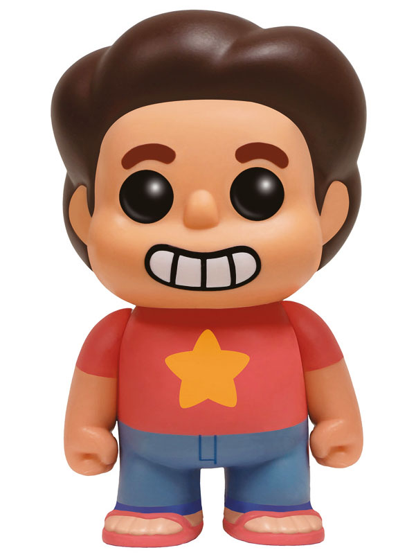 Photo du produit STEVEN UNIVERSE FUNKO POP! ANIMATION STEVEN