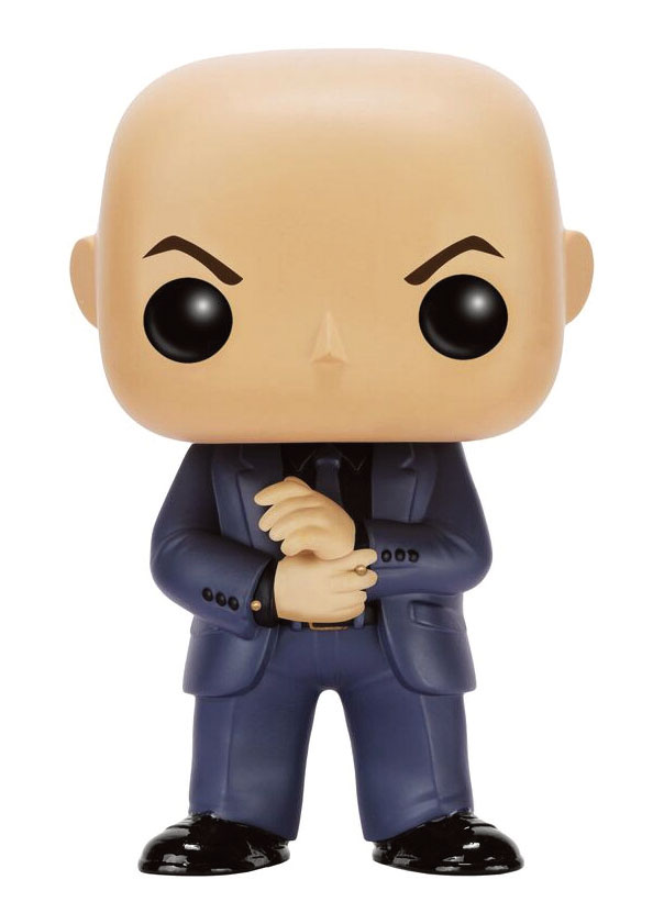 Photo du produit MARVEL COMICS FUNKO POP! BOBBLE HEAD WILSON FISK LE CAID (KINGPIN)