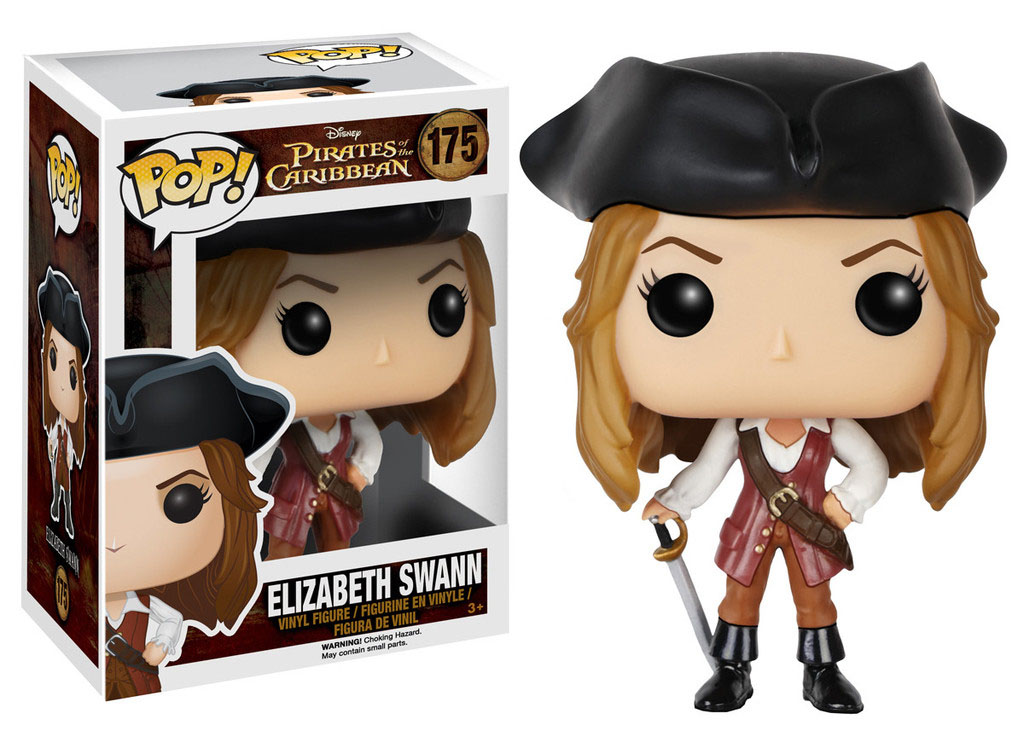 Photo du produit PIRATES DES CARAIBES FUNKO POP! ELIZABETH SWANN