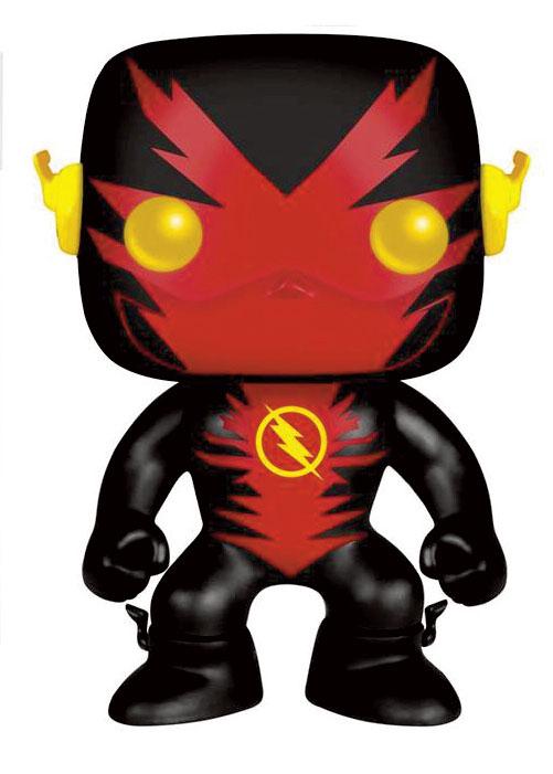 Dc comics pop super heroes vinyl figurine new 52 reverse flash - Flash le super heros ...