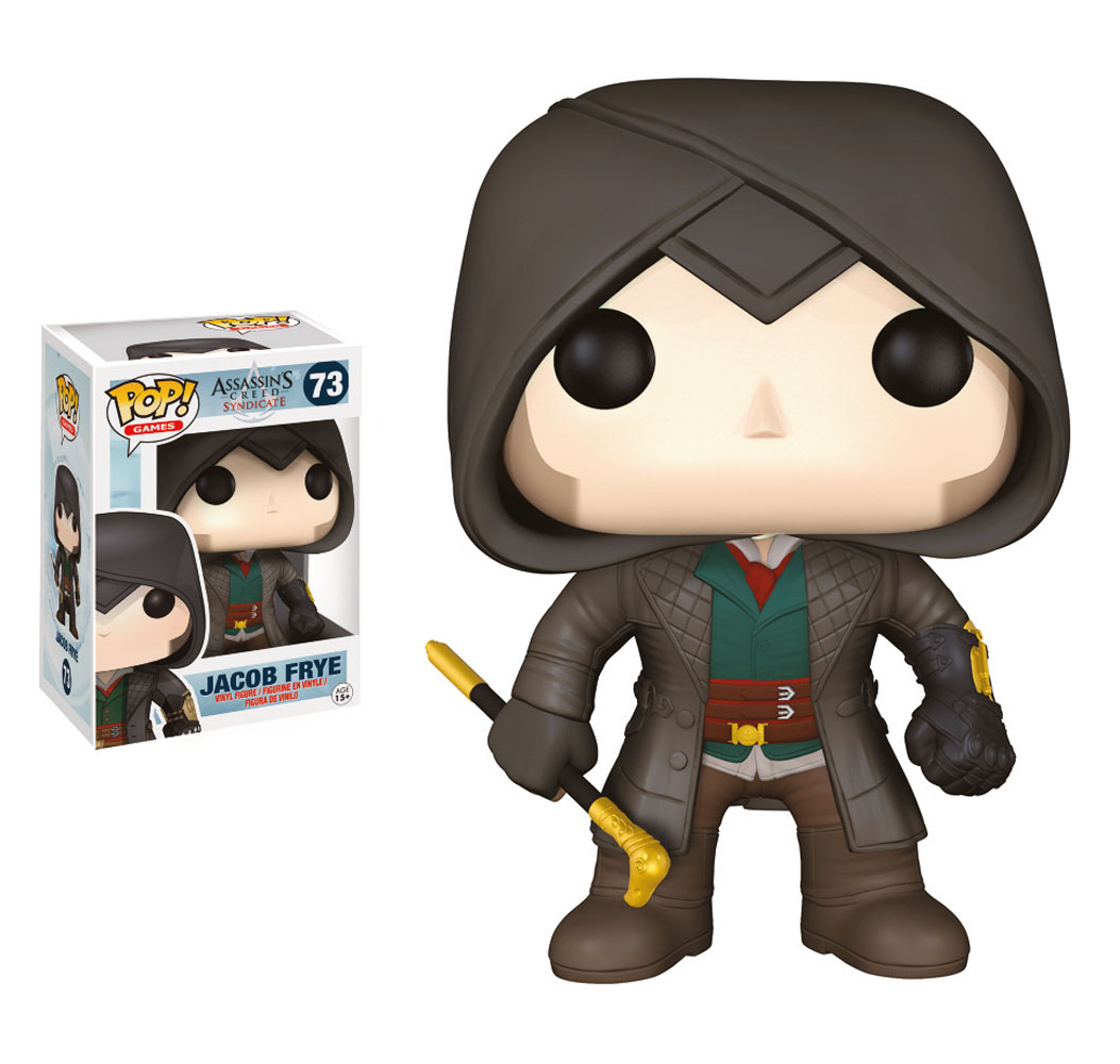 Photo du produit FUNKO POP ASSASSIN'S CREED SYNDICATE JACOB FRYE