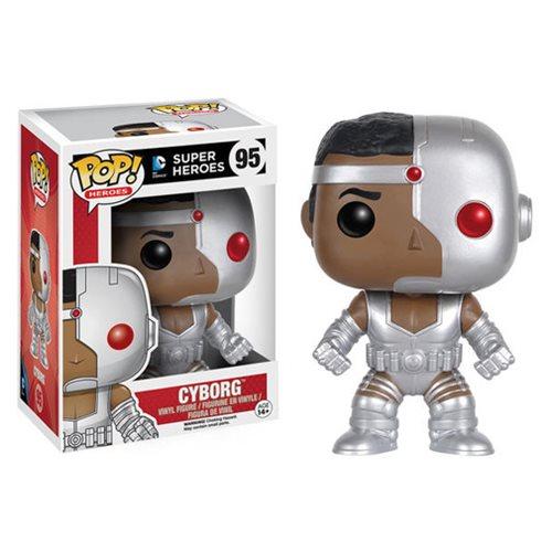 Photo du produit Funko Pop! Justice League Cyborg