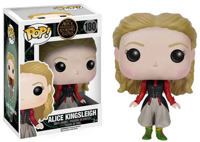 Photo du produit ALICE THROUGH THE LOOKING GLASS POP! VINYL FIGURES ALICE KINGSLEIGH