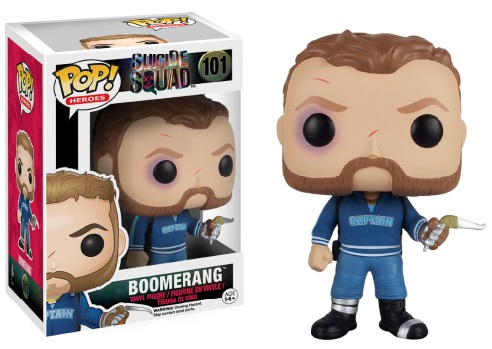 Photo du produit SUICIDE SQUAD FUNKO POP BOOMERANG