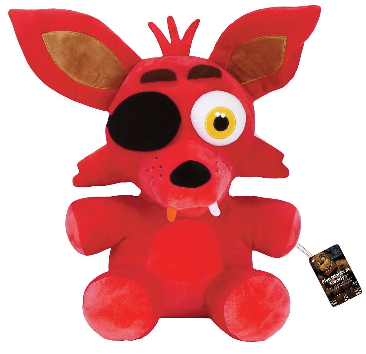 Photo du produit FIVE NIGHTS AT FREDDY'S PELUCHE FOXY 40 CM