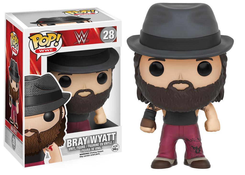 Photo du produit WWE FUNKO POP BRAY WYATT