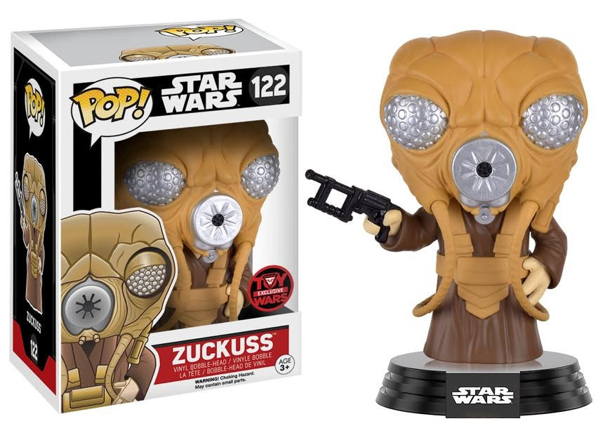Photo du produit STAR WARS ZUCKUSS LIMITED EDITION POP!