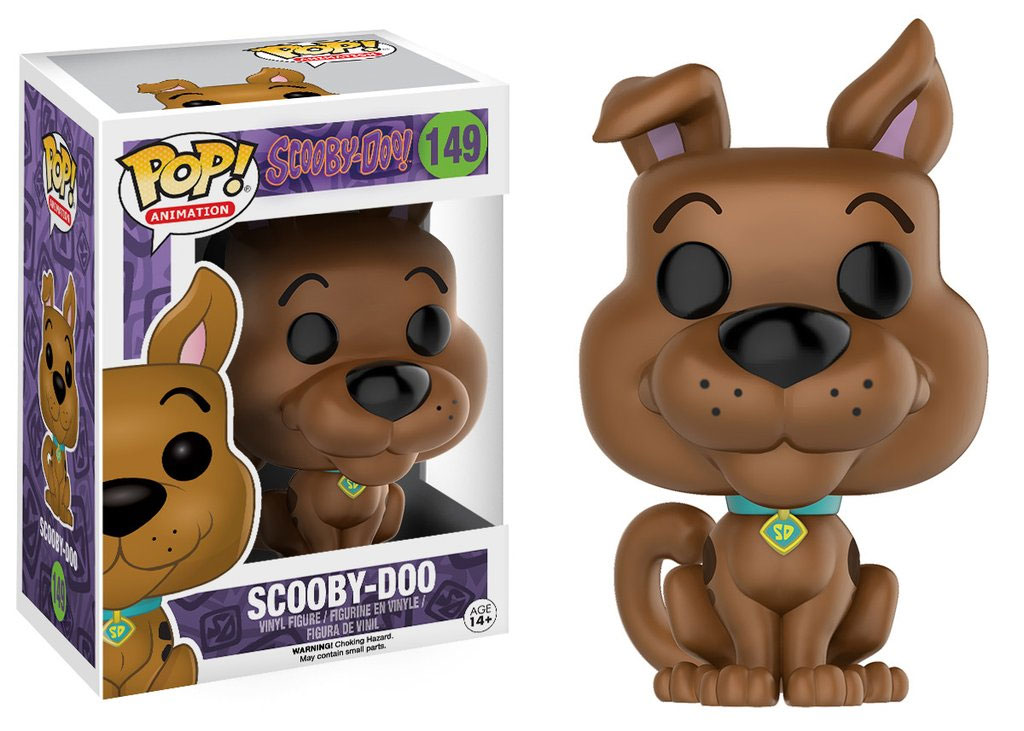 Photo du produit SCOOBY DOO FUNKO POP SCOOBY-DOO