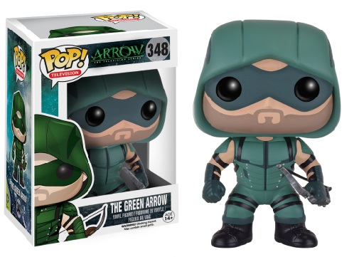 Photo du produit ARROW FUNKO POP THE GREEN ARROW