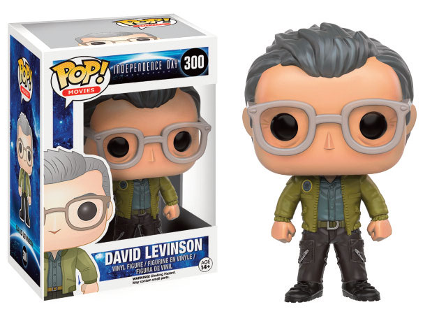 Photo du produit INDEPENDENCE DAY 2 FUNKO POP DAVID LEVINSON