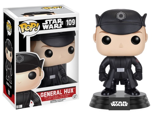 Photo du produit STAR WARS EPISODE VII POP! VINYL BOBBLE HEAD GENERAL HUX