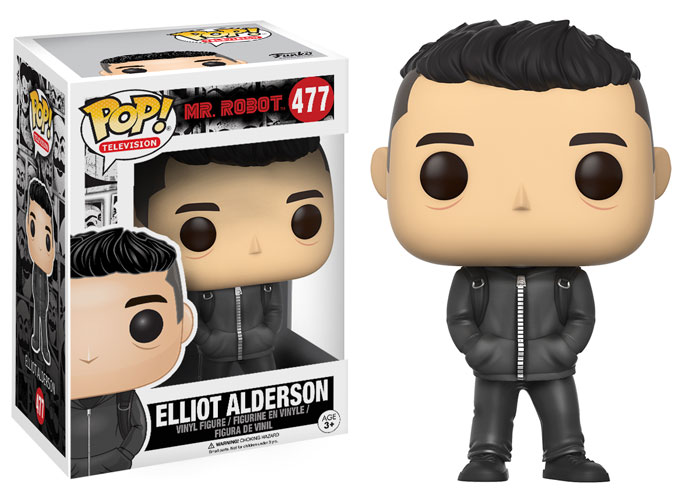 Photo du produit MR ROBOT FIGURINE FUNKO POP ELLIOT ALDERSON