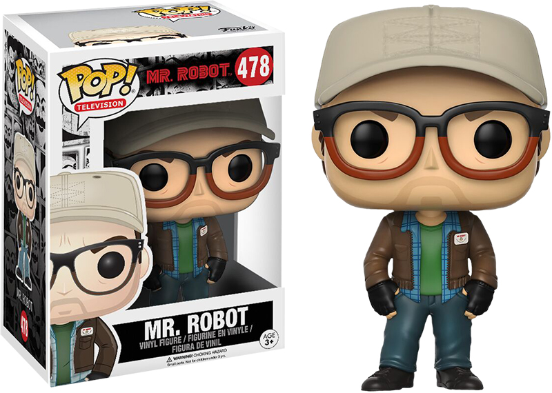 Photo du produit MR. ROBOT FIGURINE FUNKO POP MR ROBOT