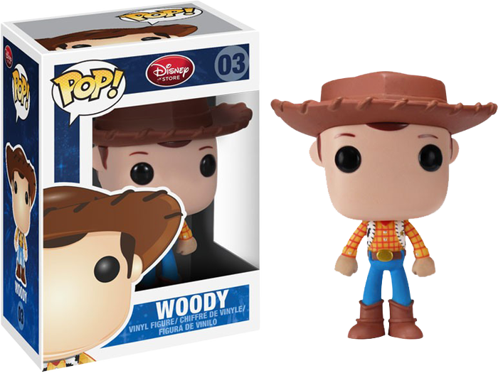 Photo du produit FIGURINE FUNKO POP DISNEY WOODY - TOY STORY