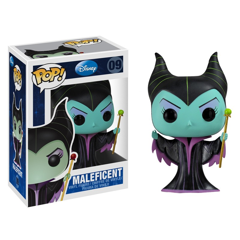 Photo du produit DISNEY FUNKO POP MALEFIQUE MALEFICENT