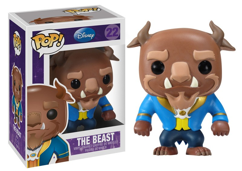 Photo du produit LA BELLE ET LA BETE FUNKO POP LA BETE THE BEAST