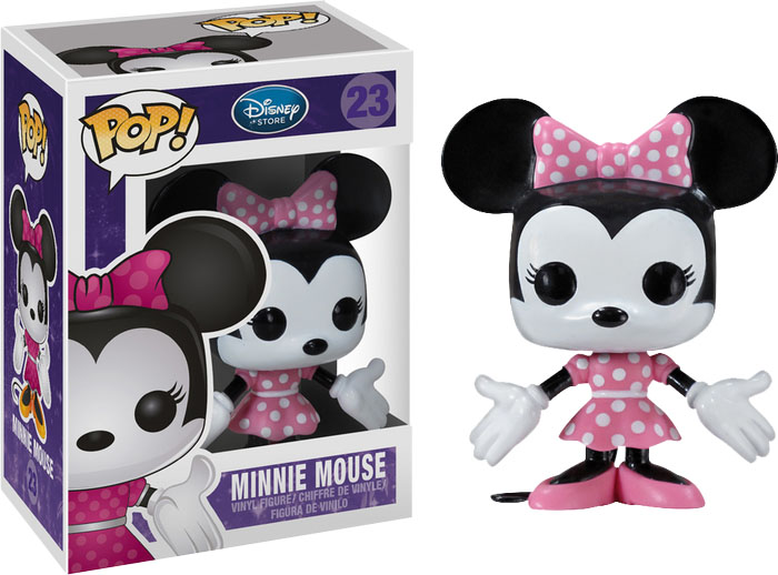 Photo du produit FUNKO POP MINNIE MOUSE