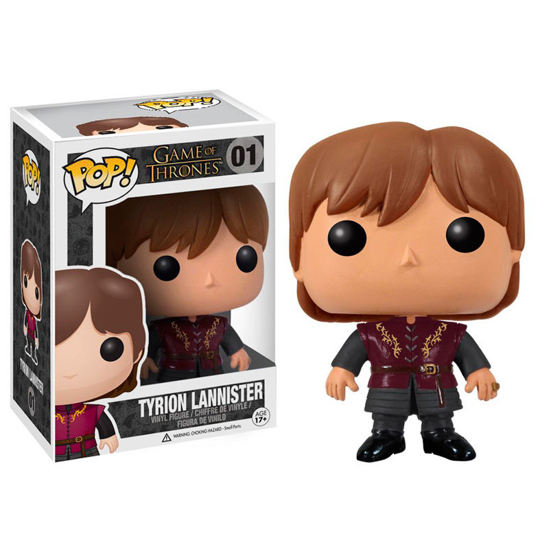 Photo du produit FUNKO POP GAME OF THRONES TYRION LANNISTER
