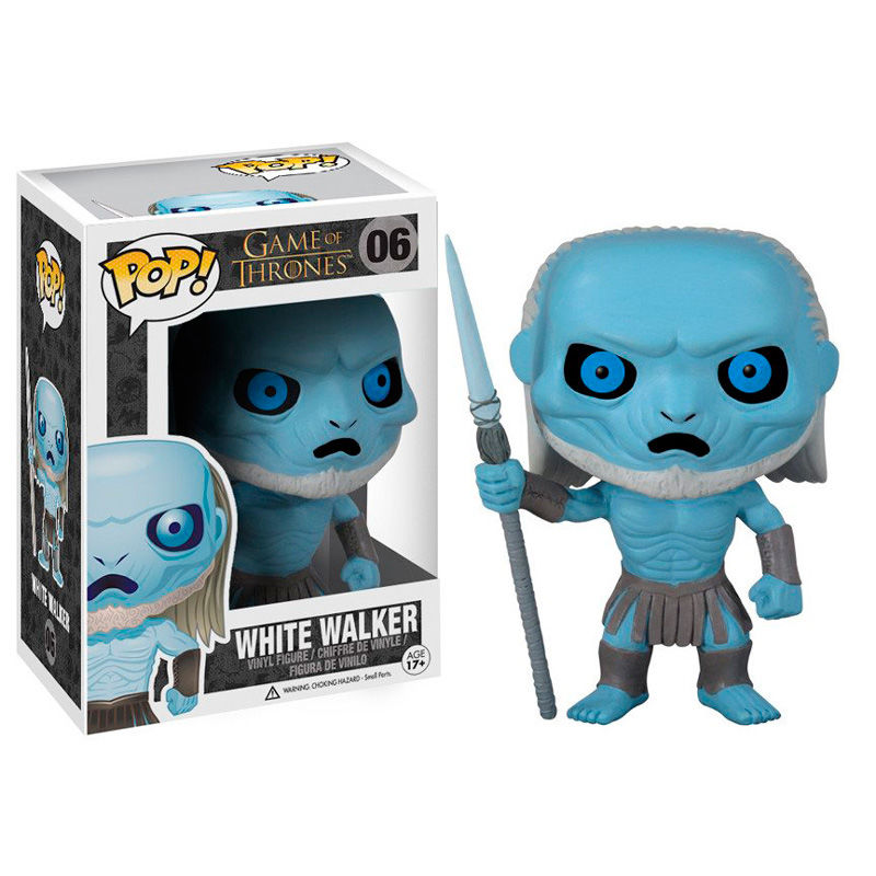 Photo du produit FUNKO POP GAME OF THRONES WHITE WALKER