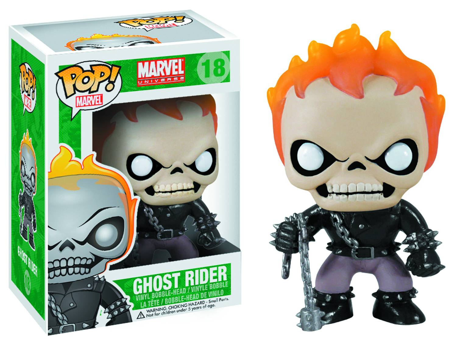 Photo du produit FUNKO POP GHOST RIDER