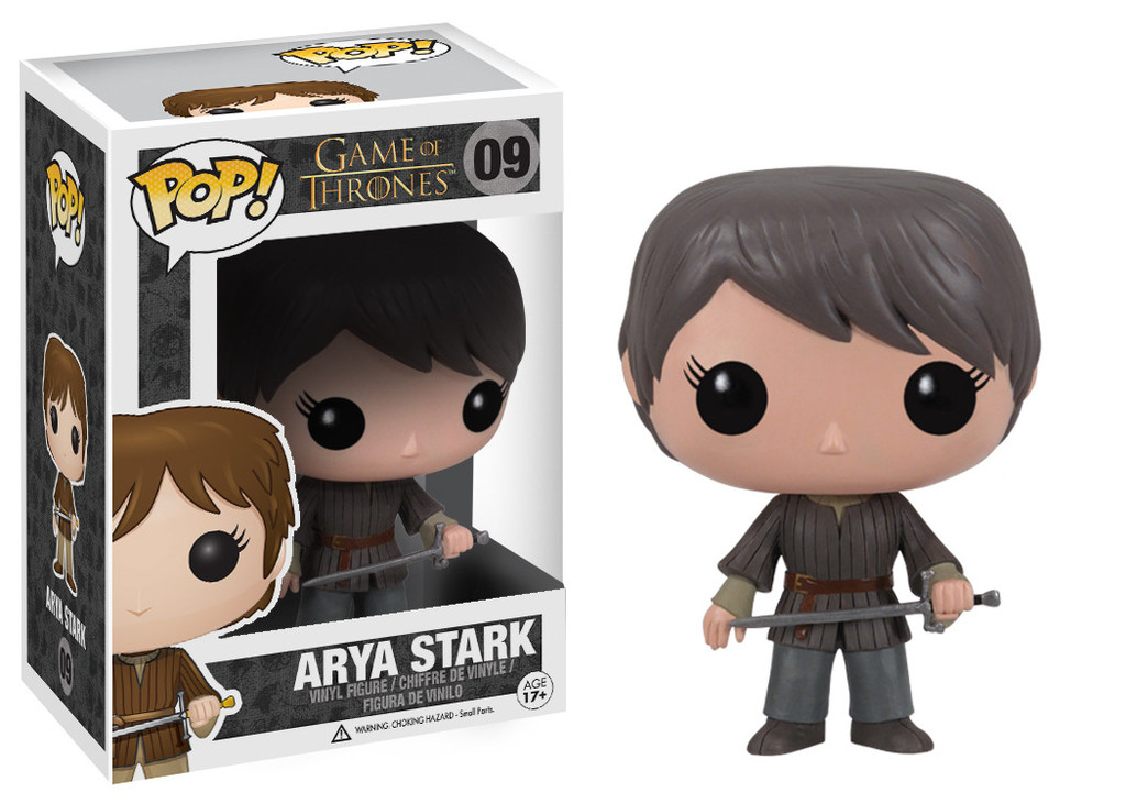 Photo du produit FUNKO POP GAME OF THRONES ARYA STARK SERIE 2