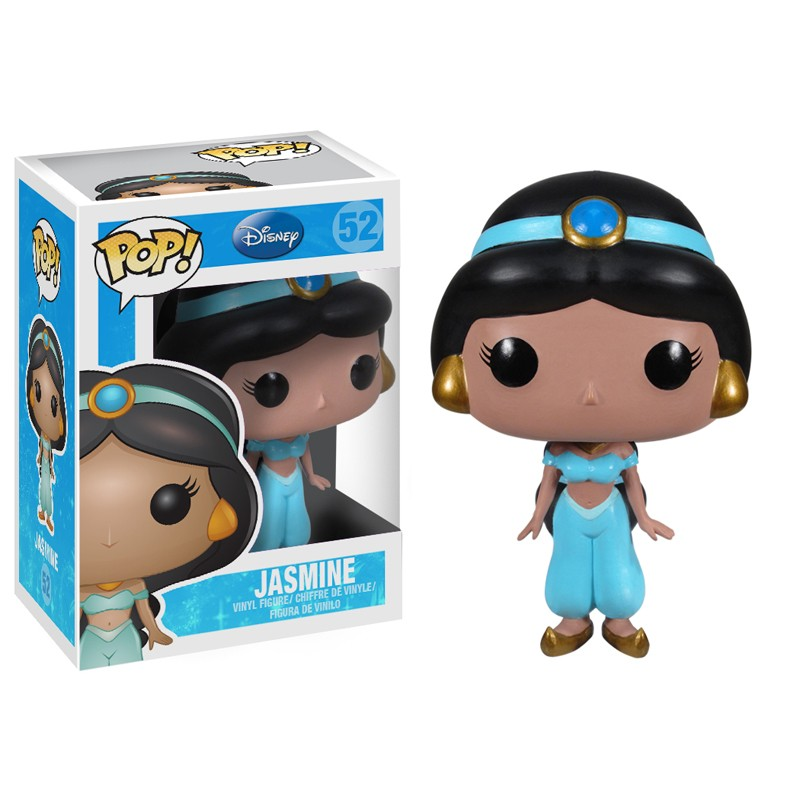 Photo du produit DISNEY ALADDIN FUNKO POP JASMINE