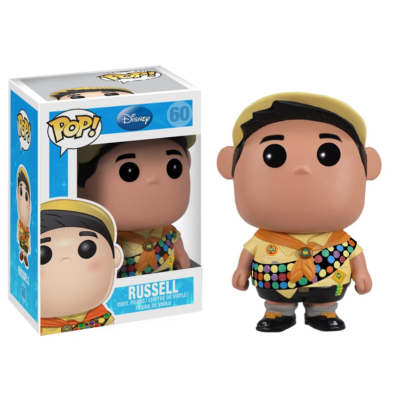 Photo du produit FIGURINE FUNKO POP DISNEY LA-HAUT RUSSEL
