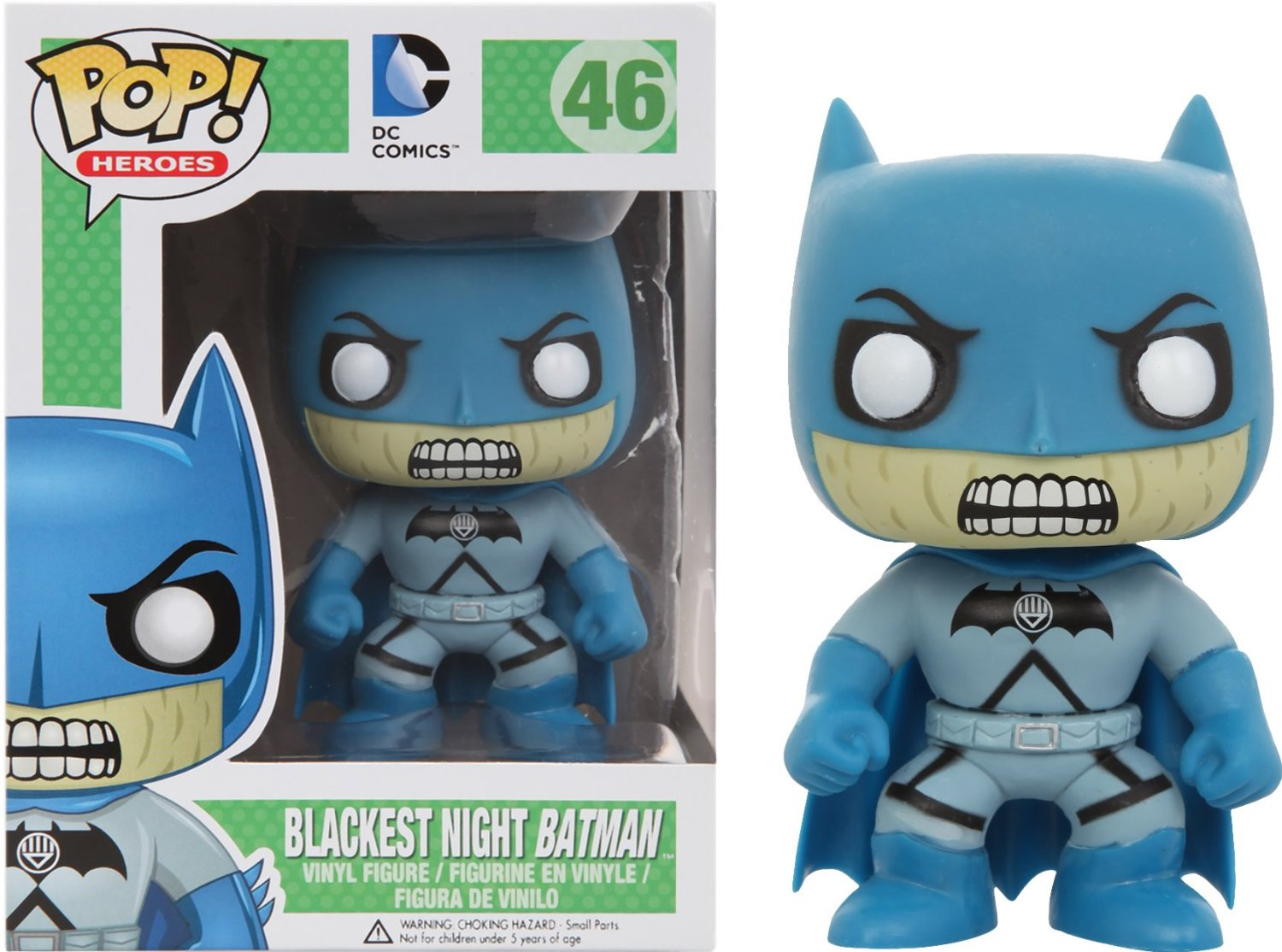 Photo du produit BATMAN POP BATMAN BLACKEST NIGHT FIGURINE