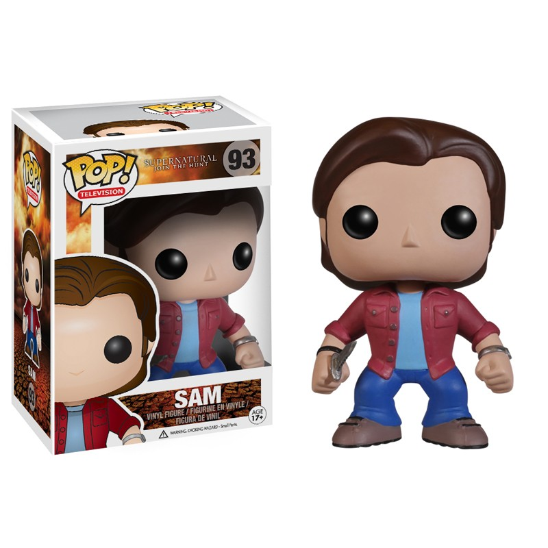Photo du produit FIGURINE FUNKO POP SUPERNATURAL SAM