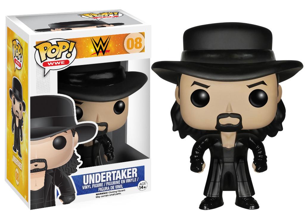 Photo du produit FIGURINE FUNKO POP WWE THE UNDERTAKER