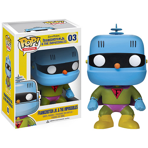 Photo du produit FUNKO POP FRANKENSTEIN JR HANNA BARBERA