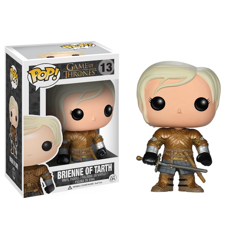 Photo du produit FUNKO POP GAME OF THRONES BRIENNE DE TARTH