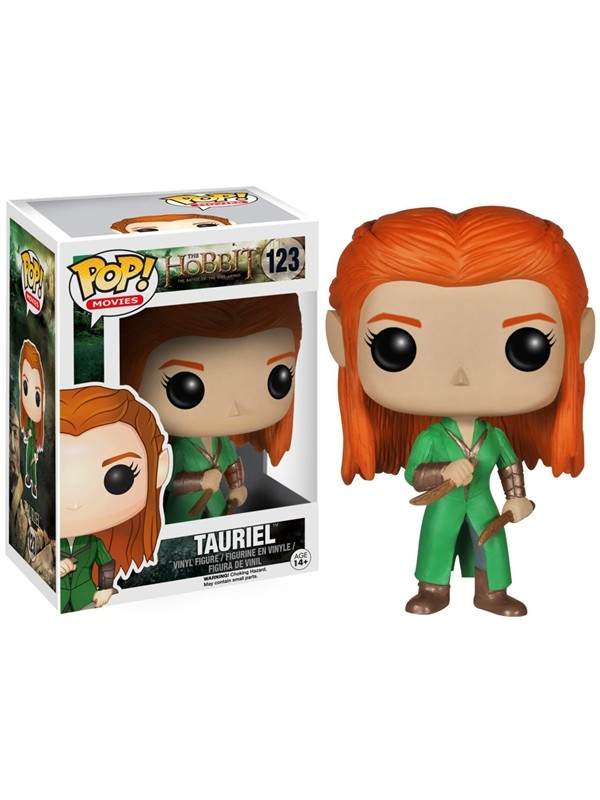 Photo du produit FIGURINE THE HOBBIT FUNKO POP TAURIEL