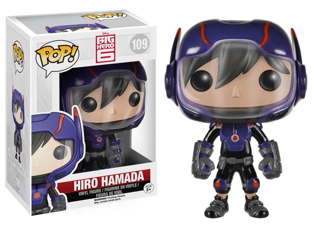Photo du produit DISNEY BIG HERO 6 HIRO HAMADA
