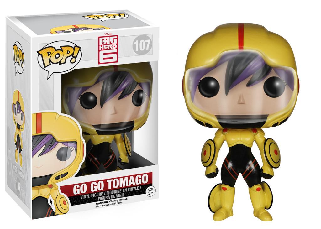 Photo du produit DISNEY BIG HERO 6 GO GO TOMAGO