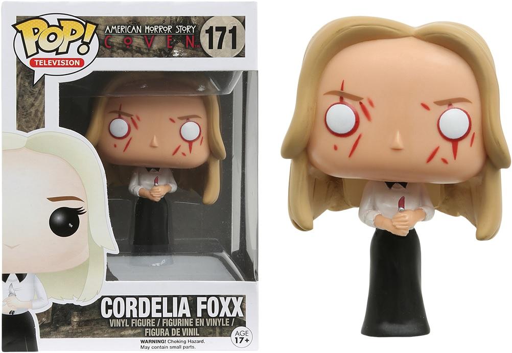 American Horror Story Pop Exclusive Cordelia Foxx No Eyes
