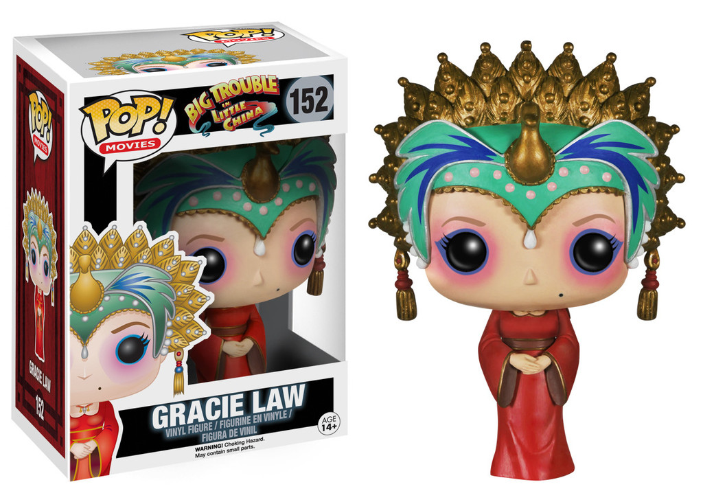 Photo du produit FUNKO POP GRACIE LAW