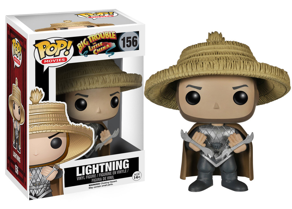 Photo du produit BIG TROUBLE IN LITTLE CHINA FUNKO POP LIGHTNING