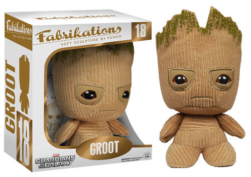 Photo du produit MARVEL FABRIKATIONS GUARDIANS OF THE GALAXY GROOT