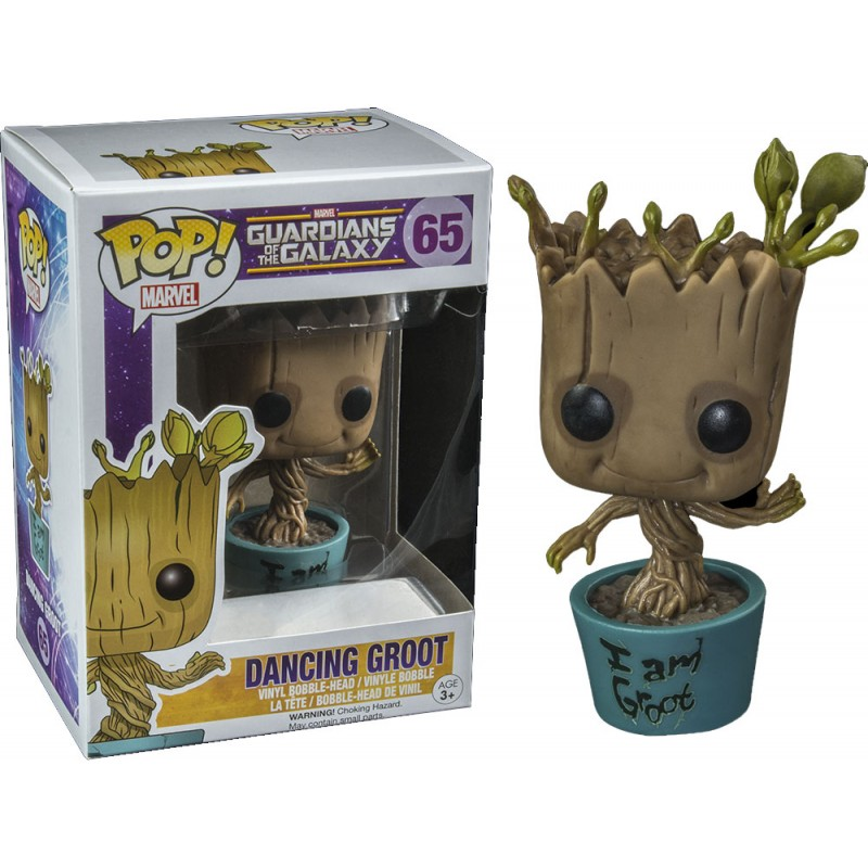 marvel pop guardians of the galaxy baby groot 9cm i am groot version exclusive. Black Bedroom Furniture Sets. Home Design Ideas