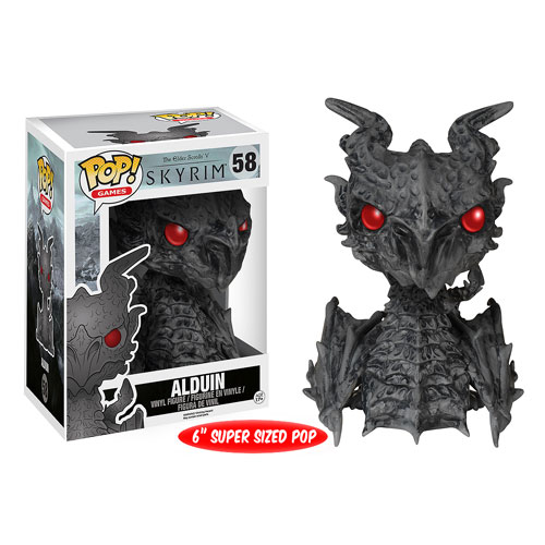 Photo du produit SKYRIM ELDER SCROLLS POP ALDUIN OVERSIZE