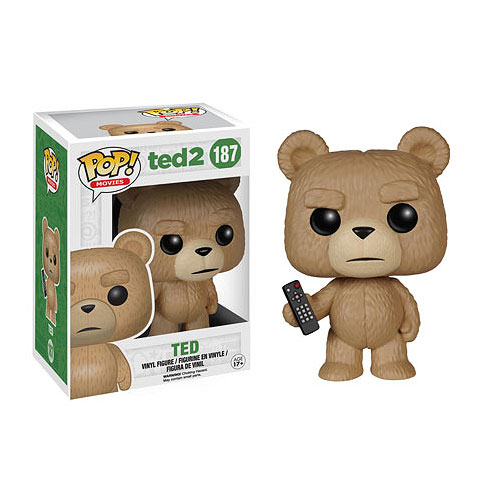 Photo du produit TED POP TED WITH REMOTE