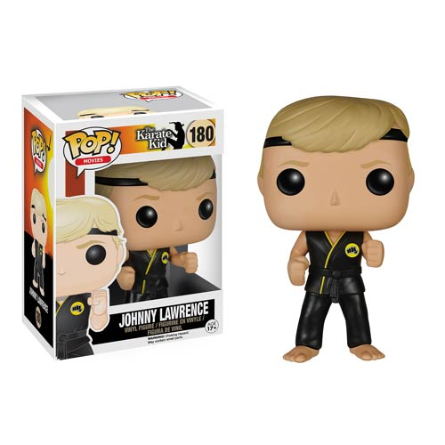 Photo du produit KARATE KID POP JOHNNY LAWRENCE - BOITE ENDOMMAGEE