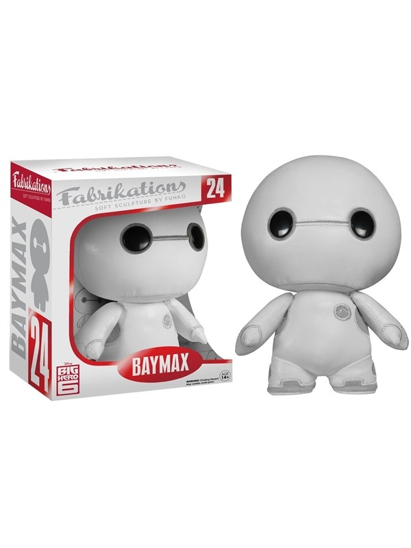 Photo du produit DISNEY FABRIKATIONS BIG HERO 6 BAYMAX 14CM FUNKO